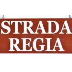 Cartello Strada Regia