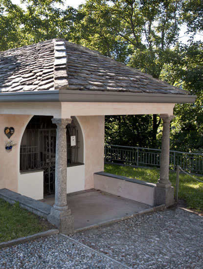 Cappella cimitero di Palanzo