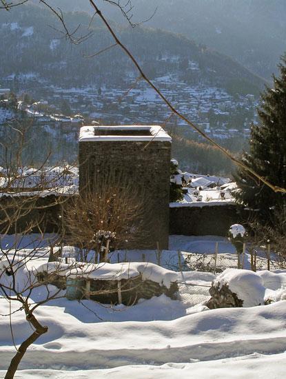 Torre Castello medievale